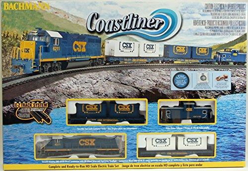 Bachmann Trains Coastliner Ready To Run Electric Train Set
