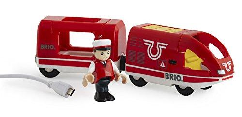BRIO Travel Rechargeable Train