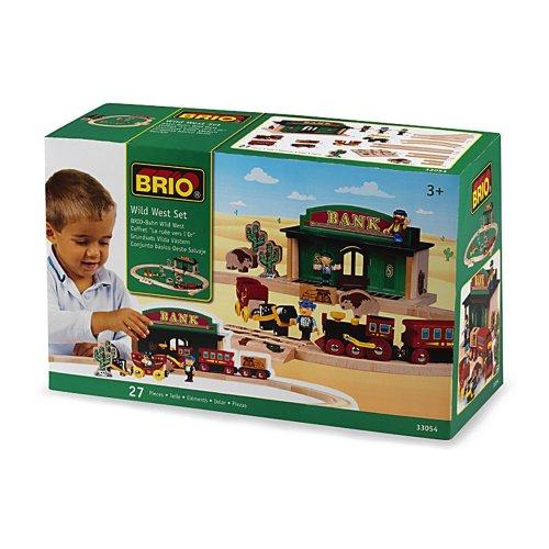 Brio Wild West Train Set