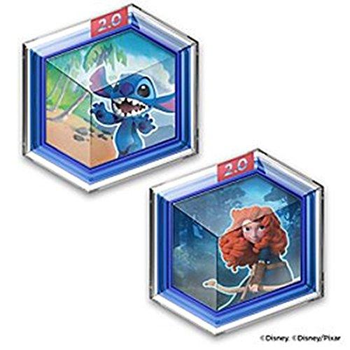 Disney Infinity 20 Toy Box Game Discs Disney Originals