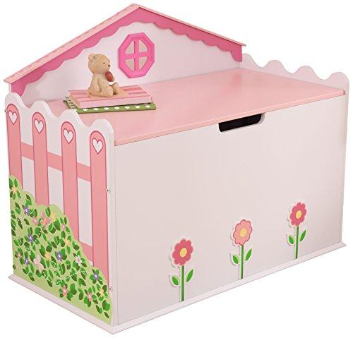 KidKraft Girls Dollhouse Toy Box