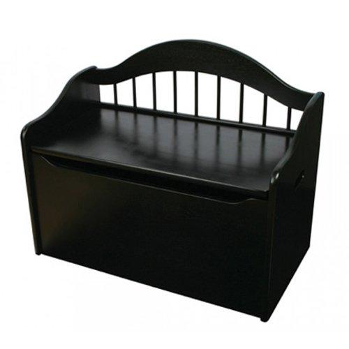 KidKraft Limited Edition Toy Box - Black