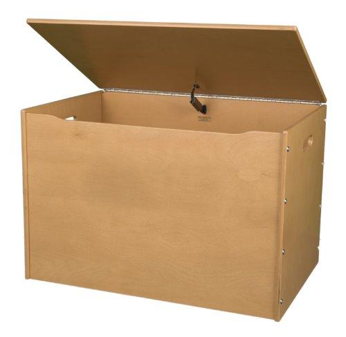 Little Colorado Big Toy Box Honey Oak