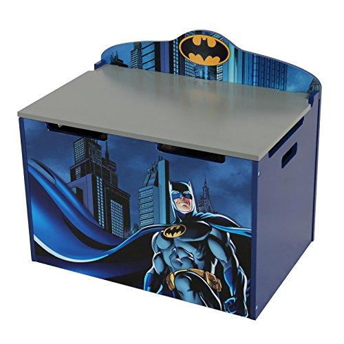 Multicolored Non Toxic Batman Kids Toybox