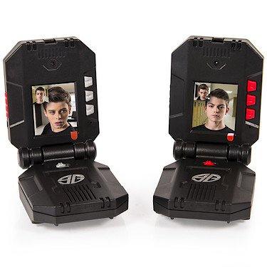 Spy Gear video walkie talkie