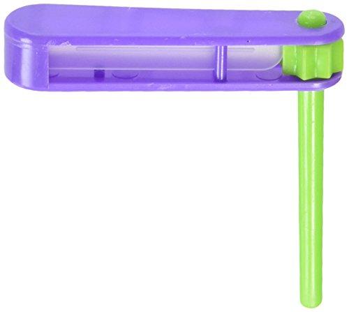 Amscan Colorful Mini Noise Rattle Party Toy Noisemaker Favor Prize Giveaway Set 2 12 x 2 12 Multicolor