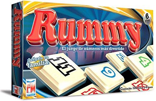 Fotorama  Rummy Juego de Números Rummy Numbers Game