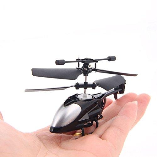 QS QS5012 2CH Infrared Semi-micro RC Helicopter CJ91263Color Random