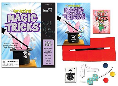 Spicebox Kits for Kids Amazing Magic Tricks Toy