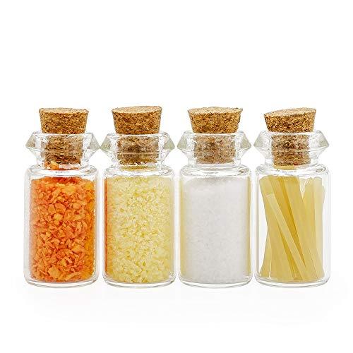 Odoria 112 Miniature Spaghetti Seasoning Jar Dollhouse Kitchen Accessories