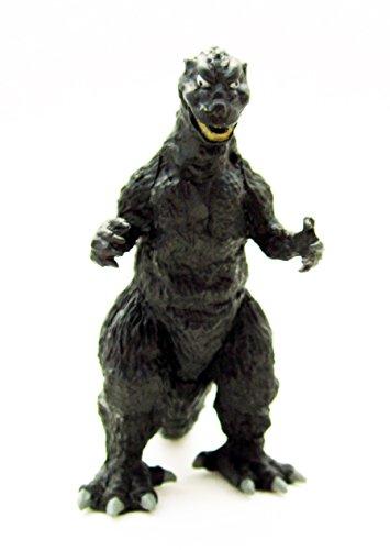Anime N Games Bandai Official- HG Mini Figure- 2 Miniature Figure- Godzilla 1954