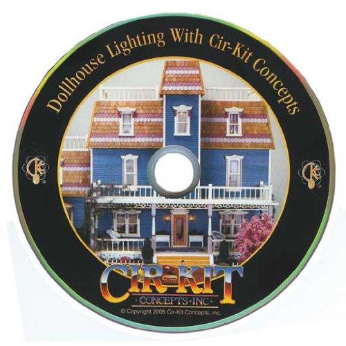 Dollhouse Dollhouse Lighting with Cir-Kit Concepts DVD