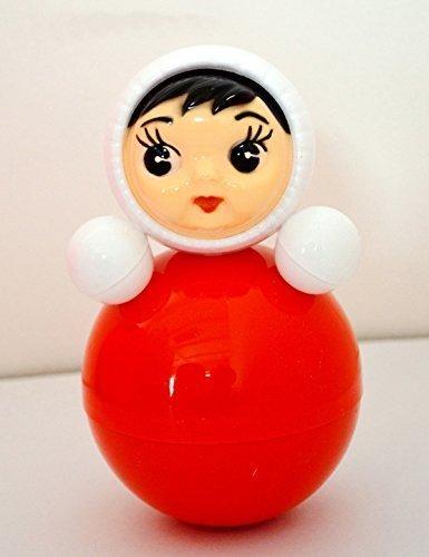 Roly-poly Nevalyashka Toy Tilting Doll Soviet Ussr Nostalgia