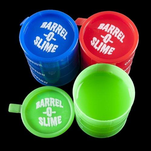 SmallToys Barrel Slime - 24 per pack