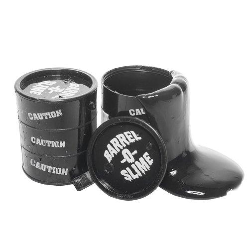 SmallToys Black Barrel Slime - 24 per pack