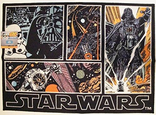 Disney Star Wars SW Comics Child Accent Rug - 31in X 44in