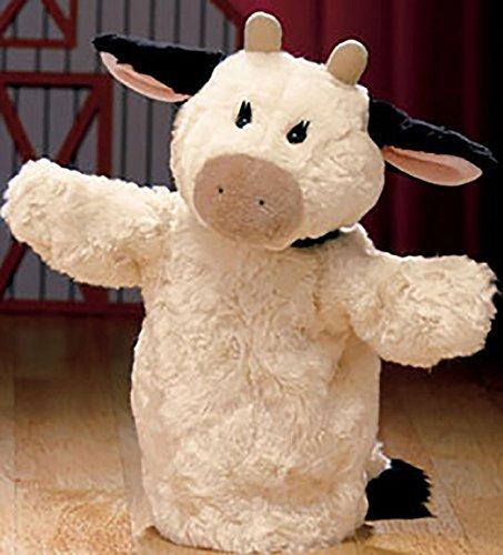 Gund Milkshake the Cow Hand Puppet