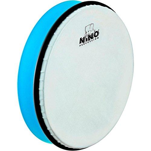 Nino Percussion NINO5SB 10-Inch ABS Hand Drum - Sky Blue