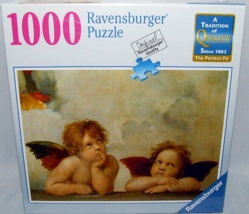 Raffaello Cherubs Ravensburger Puzzle - 1000 Piece