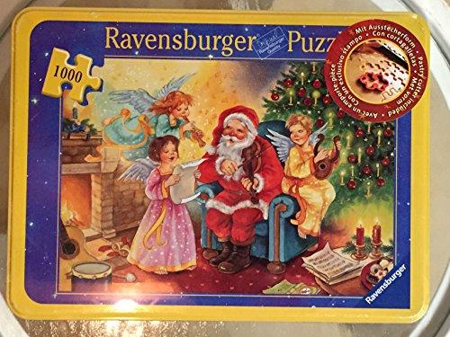 Ravensburger Puzzle 1000 Pieces Wildlife