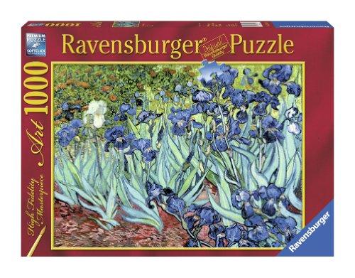 Ravensburger Puzzle 1000 pièces - liris - VVan Gogh code 15613