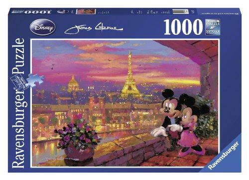 Ravensburger Puzzle 1000 pieces - Evening in Paris - code 19327