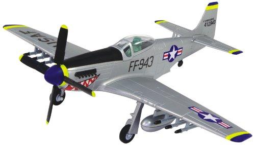 Famemaster Mustang F-51D 4D Puzzle