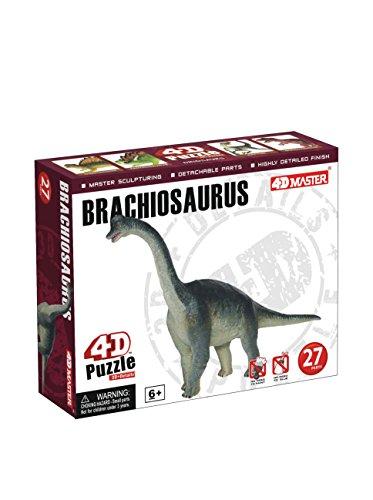 TEDCO Brachiosaurus 4D Puzzle
