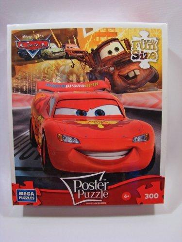 Disney 300 piece Poster Puzzle - Cars Puzzle