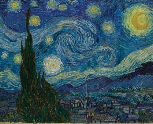 Artifact Puzzles - Van Gogh De Sterrennacht Wooden Jigsaw Puzzle by Artifact Puzzles