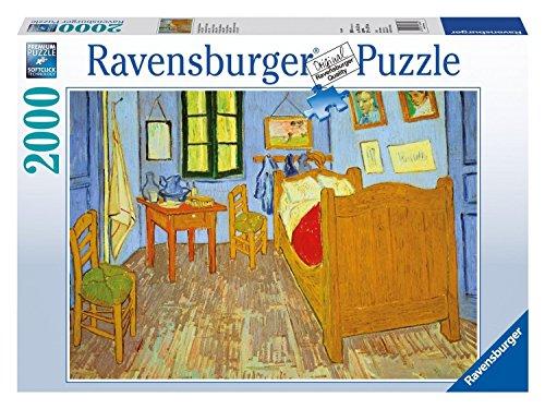 Ravensburger Van Goghs Bedroom in Arles 1889 Puzzle 2000-Piece