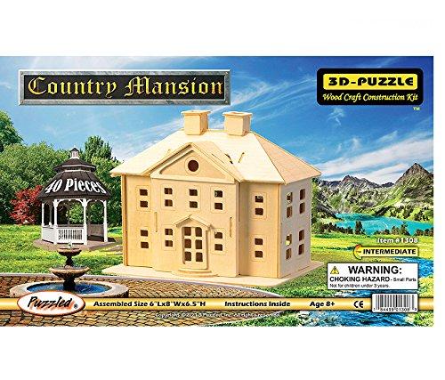 Wanmei Funny Villa House 3D Puzzle