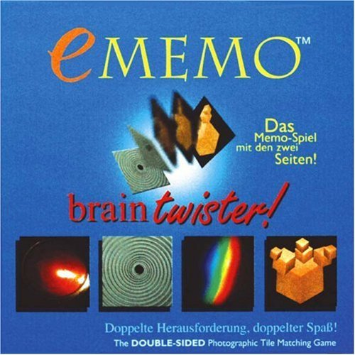 eMemo Brain Twister Matching Game by EMEMO
