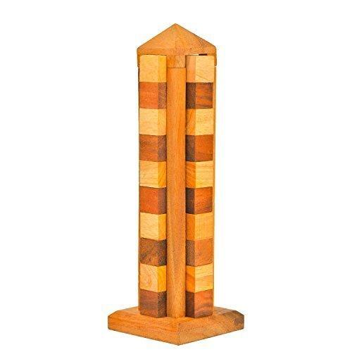 BRAIN GAMES Babylon Tower Puzzle
