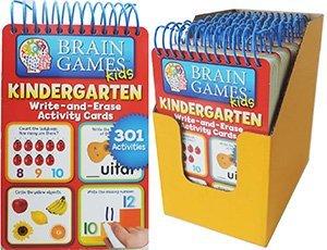 Brain Games Kids Kindergarten - 301 Activities