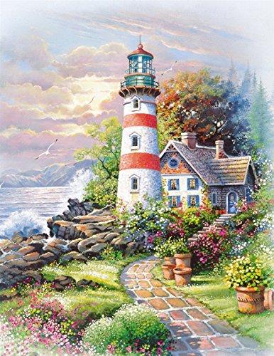 Springbok Signal Point Jigsaw Puzzle 500-Piece