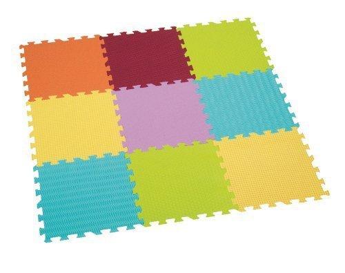 LUDI Foam Puzzle Pieces Single Colour by Ludi