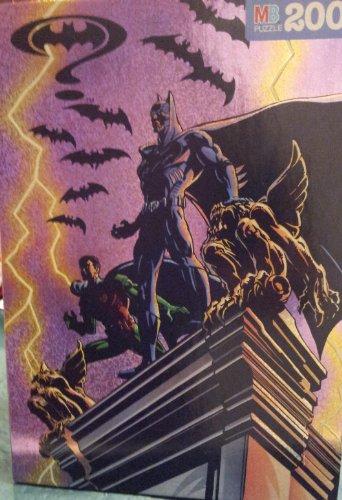 200 Piece Jigsaw Puzzle - Batman Forever 12 18 x 16