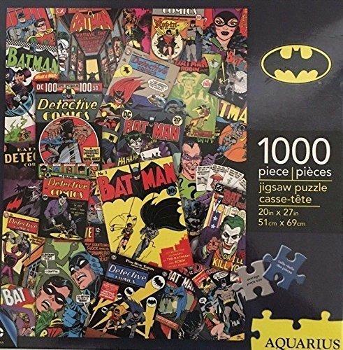 Aquarius 1000-Piece Jigsaw Puzzle Batman Model-63-127