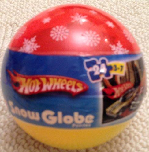 Hot Wheels Snow Globe Puzzle