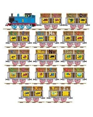 Thomas Friends Alphabet Train - 14 Piece Floor Puzzle