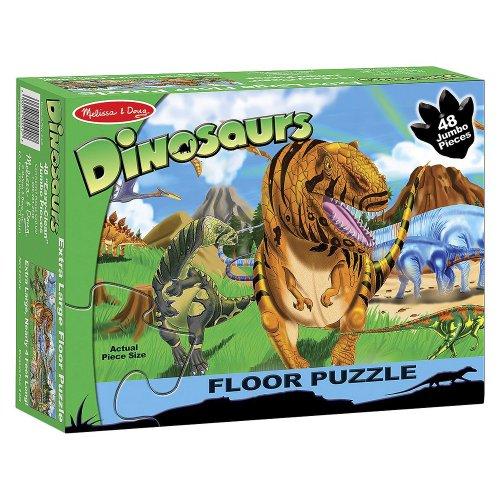 Dinosaurs 48-Piece Floor Puzzle