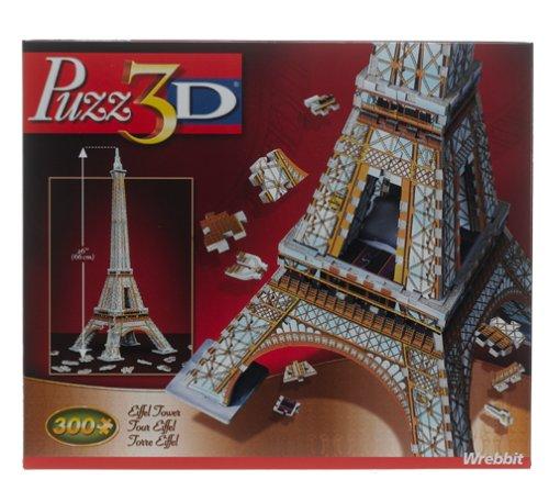 Puzz 3D - Eiffel Tower Puzzle