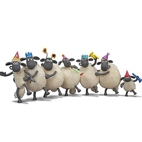 WZJ-Puzzle Little Sheep Shawn Adult Wood Puzzle Childrens Wooden Puzzle 30050010001500 Pieces Color  E Size  500pcs