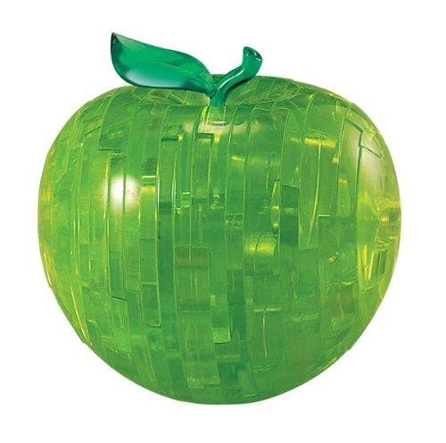 Original 3D Crystal Puzzle - Apple Green