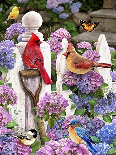 Cardinals Friends Jigsaw Puzzle 550 Piece