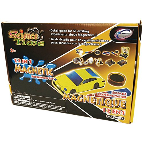 Science Time 19701 Magnetics Science Kit