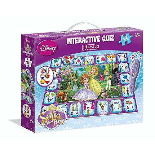 Disney Sofia Interactive Puzzle