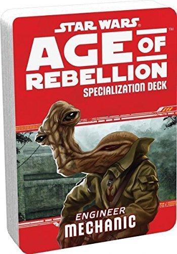 Star Wars Age of Rebellion Mechanic Specialization Deck