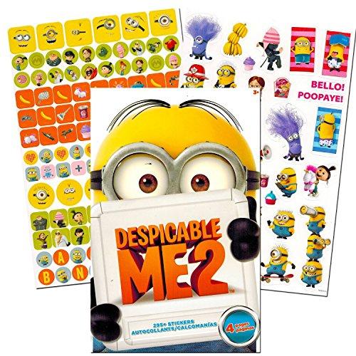 Despicable Me Minion Movie Puzzle and Activity Set